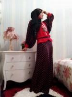 angle pitie polka hitam merah