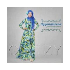 glitzy biru