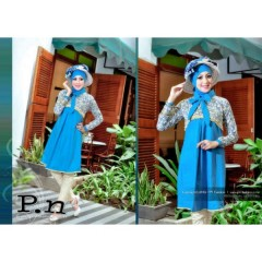 0617 tosca pn collection, busana muslimah grosir, agen pn collction