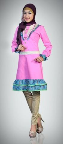 E-010103, pakaian muslimah terkini