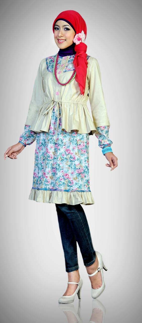 E-010104, baju muslimah terkini
