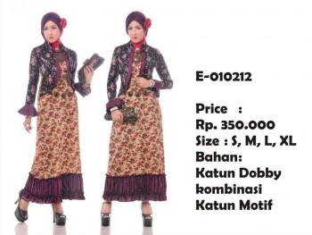 E212, pakaian muslimah terbaru, fashion hijabers