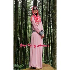 almira dusty pink