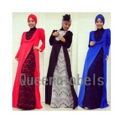 merah hitam biru