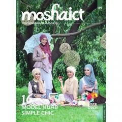 moshaict 9, tutorial hijab modern, tutorial hijab dian pelangi