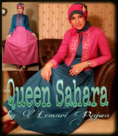 queen sahara uplot ulang
