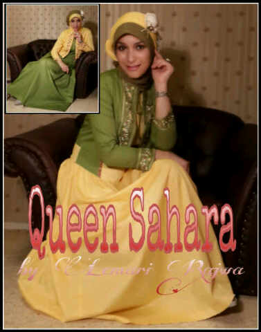 queen sahara (uplot ulang)