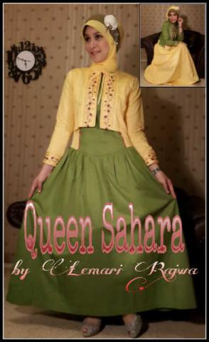 queen sahara uplt ulang