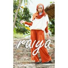 raiya terra ayyanamena, agen baju muslimah, gamis celana gaul