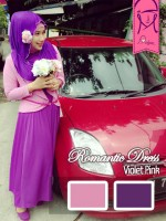 romantic dress by miulan, miulan collection, jilbab miulan, agen miulan