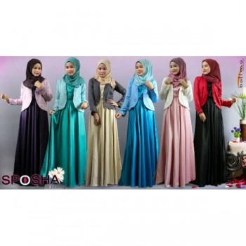 sposha balimo collection, busana muslim balimo, balimo hijab style