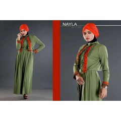 nalya victory hijau, agen nayla collection,distributor nayla