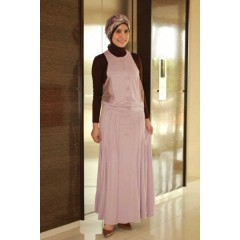 zahra lavender step up bu arlene, step up arlens, gamis arlene