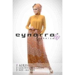 CYNARRA AIRIS Golden Dark Green