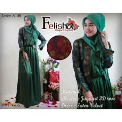Felissa, dark green