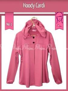 Hoody Tosca Dusty Pink