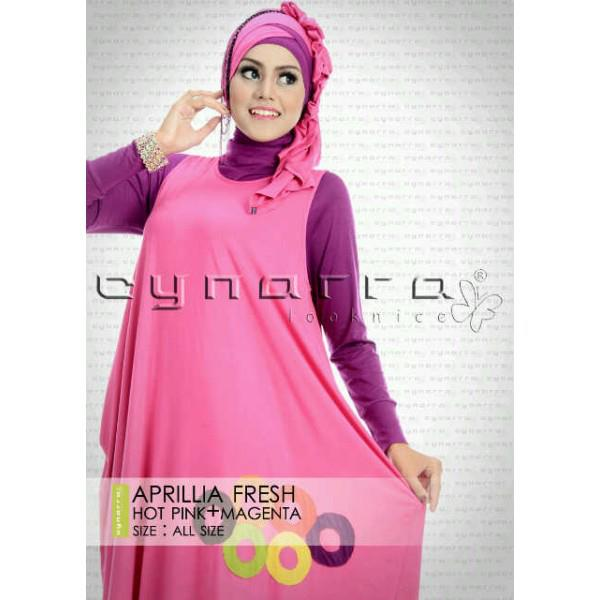 aprilia pink