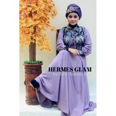 hermes glem ungu