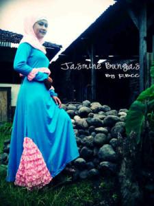 jasmine biru