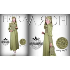 moss green, pakaian muslimah onlline terkini