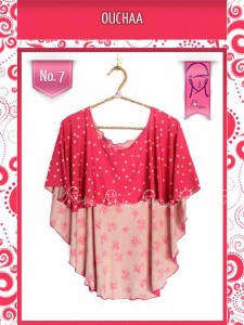 oucha 7 pink