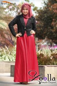 Balimo Zoella 4th edition black red