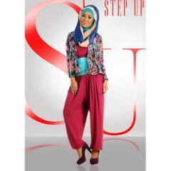 Step Up JUMPSUIT