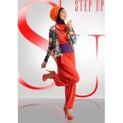 Step Up JUMPSUIT Orange bata