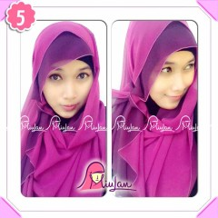 Two tone Sscarf 5