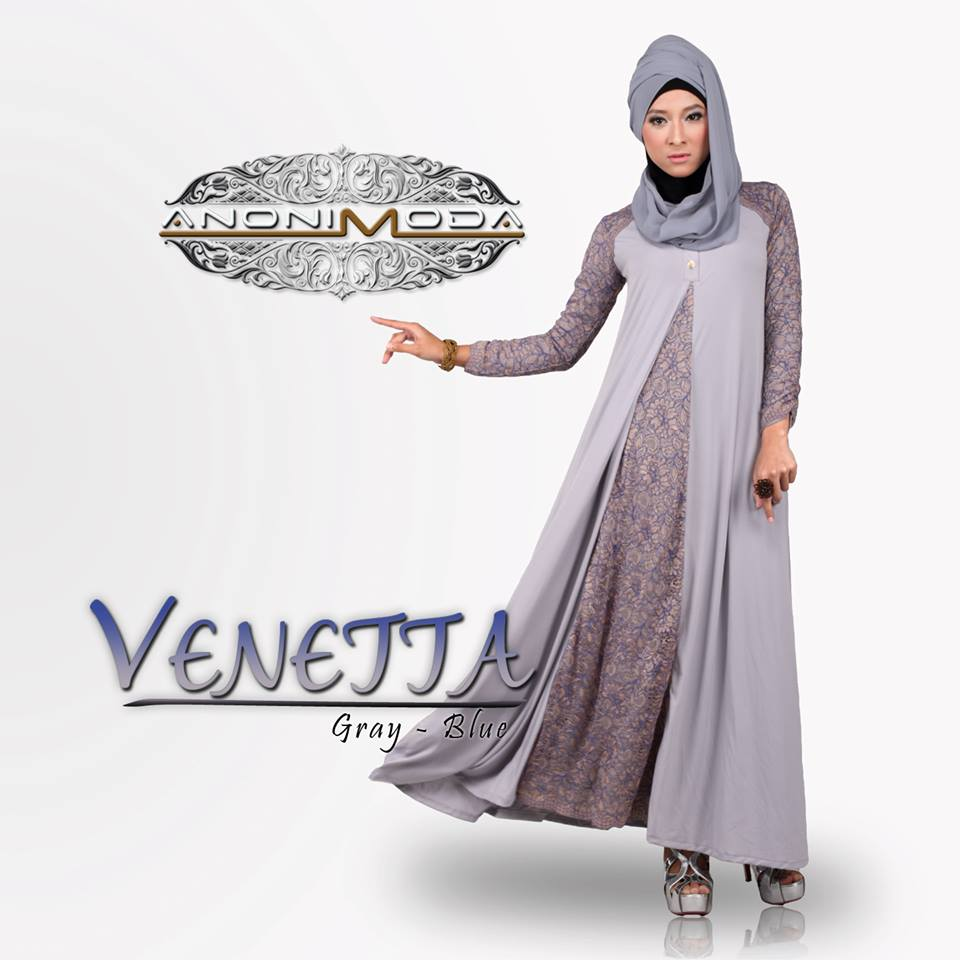 VENETTA by Anonimoda grey