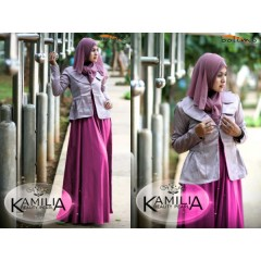 BALIMO Kamilia beauty  Purple