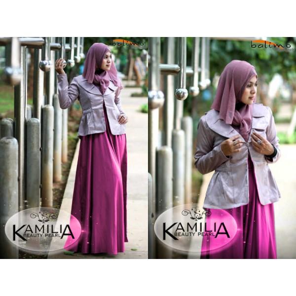 BALIMO Kamilia beauty  Purple