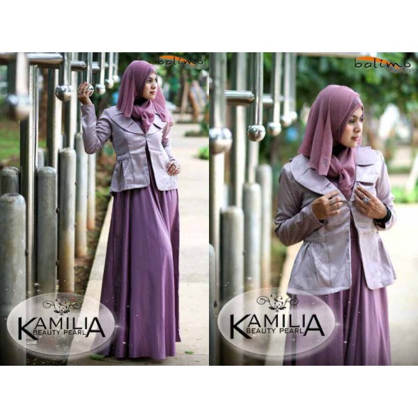 BALIMO Kamilia beauty  Sate Purple