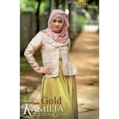 Balimo Kamilia Cristal Granit Gold