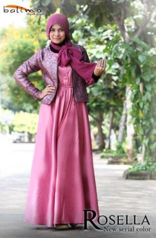 Balimo Rosella Deep Pink. 2
