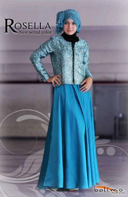 Balimo Rosella blue turquice