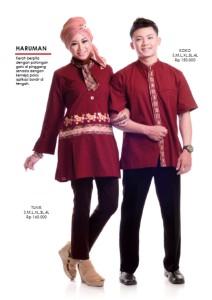 baju muslim couple  Haruman