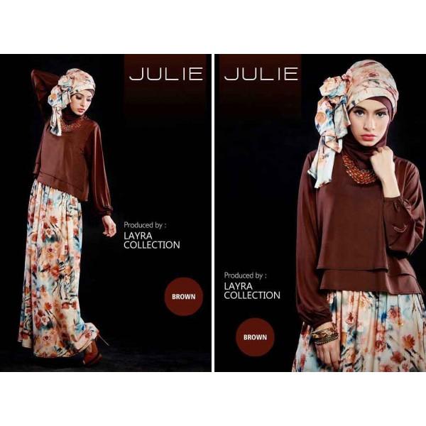 JULIE By Layra brown