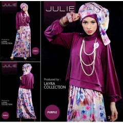 JULIE By Layra purple