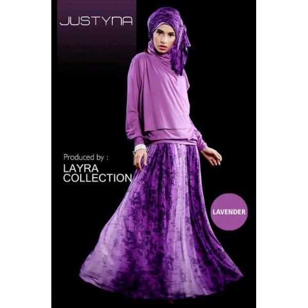 Justnya Lavender