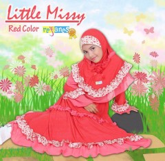 LITTLE MISSY MERAH 2