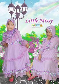 LITTLE MISSY UNGU