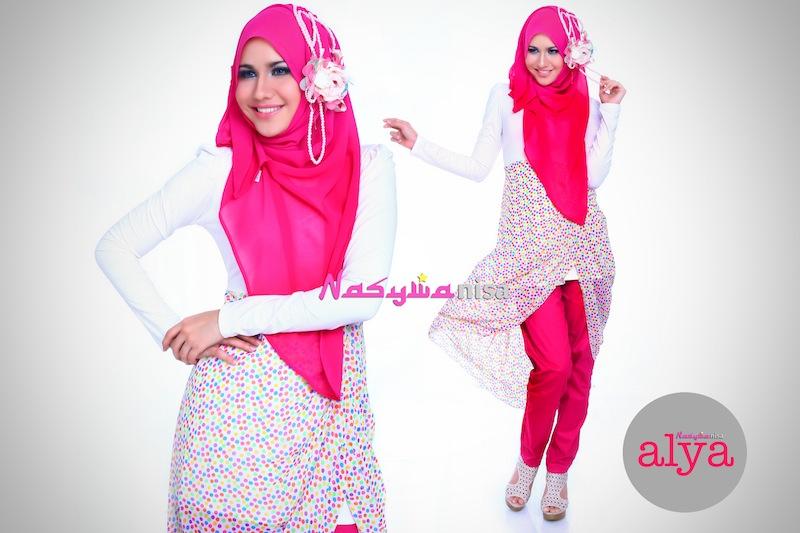 Pusat Busana Muslim Modern Terbaru Grosir Baju Muslim
