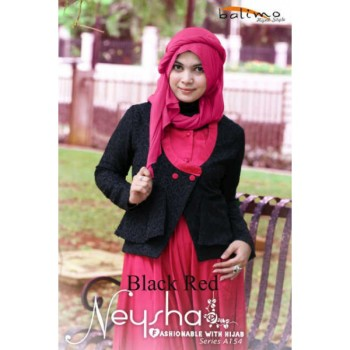 Neysha Black Red