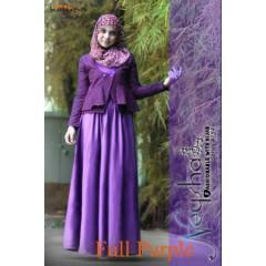 Neysha Full Purple
