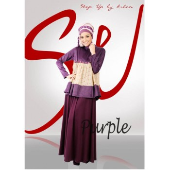 STEP UP MINARY purple
