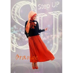 Step Up Najwa Orange