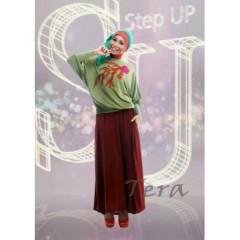 gamis online terbaru Step Up Najwa Tera