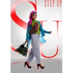 baju muslim terbaru 2013 online Step up Arvina Cardi Tosca,baju muslim,step up,gamis terbaru