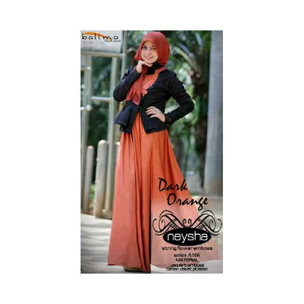 BALIMO NEYSHA dark orange